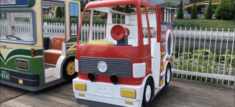 TOGO はたらく消防車